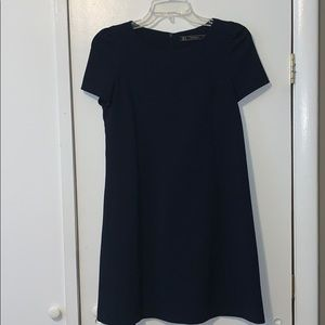 Zara box dress